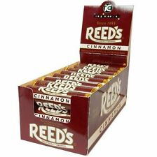 Reed's CINNAMON Candy Rolls are back! Box of 24