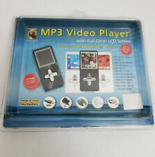Innovage Mp3 & Video Player Full Color Lcd Screen 512Mb & Accessories Kit New