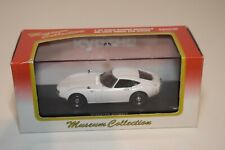 FF 1:43 KYOSHO 3031W 3031 W TOYOTA 2000 GT 2000GT WHITE MINT BOXED RARE SELTEN