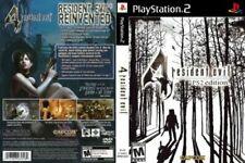 Jeux vidéo pour Sony PlayStation 2 Resident Evil 4