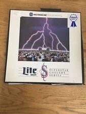Sting Audiophile PROMO BOX 3 x Lp Vinyl Live Show concert Birthday Gig 1991 US