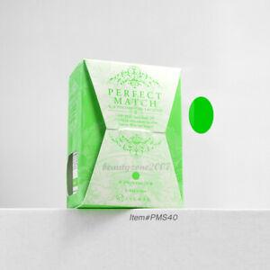 LeChat Perfect Match UV Gel + Nail Polish - PMS40 Anomymity 0.5 fl oz