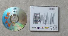 "CD AUDIO MUSIQUE INT / KWAK ""A LA KWAKAN'S"" CD ALBUM 11 TRACKS 1993"
