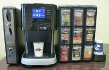 More details for flavia 500 hot drinks machine with coin vend all new coins accepted & 9 draw