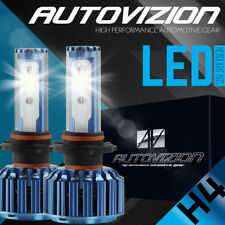 AUTOVIZION LED Headlight Conversion kit H4 9003 6000K 1999-2004 Suzuki Vitara