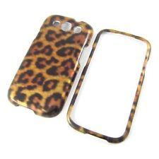 Hardcase 2-teilig Samsung Galaxy S3 I9300 Case Schale gemustert Leopard