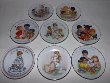 "(Set of 8) Avon Mother'S Day 5"" Plates for 1987 to 1994"
