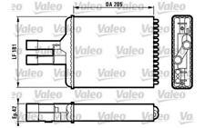 VALEO Radiador de calefacción OPEL VECTRA VAUXHALL 812117