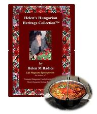 $ 6 OFF - Helen's Hungarian Heritage Collection™The Secret of Hungarian Cooking®