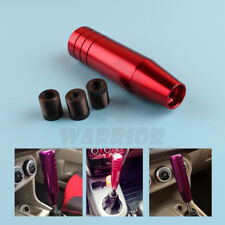13cm Universal Long Plus Manual Car Gear Stick Shift Knob Shifter Lever Red