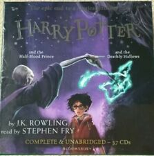 Harry Potter Collection 6 - 7 Audio Book by JK Rowling (37 Disk-Set)