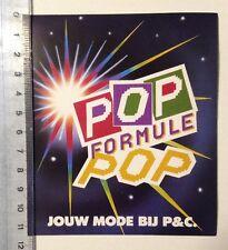 Aufkleber/Sticker: POP Formule POP - Jouw Mode Bij P&C. (03031676)