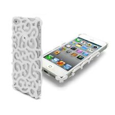 Coque Pour iPhone 5 / 5S / SE Baroque Design Blanche