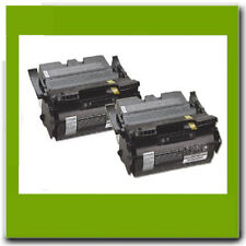 2pk T64015HA 64035HA 21K toner cartridge for LEXMARK T640 T642 T644