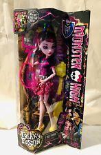 Monster High Draculaura Freaky Fusion Save Frankie New NIB Mattel Unopened 2013