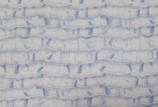 """New 44"""", Michael Miller, """"Oh Baby"""", Blue Ruffles, 100% COTTON BTY"""