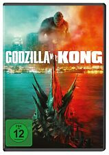 Godzilla Vs. Kong DVD Neu und Originalverpackt