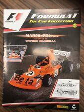 PANINI - FORMULA 1 - THE CAR COLLECTION  - MARCH 751 - VITTORIO BRAMBILLA