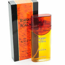 Krizia Teatro Alla Scala 100ml woman Eau de Parfum spray vintage