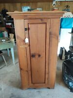 Handcrafted Farmhouse jelly cupboard cabinet