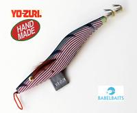 Leurre Yo-Zuri Turlutte Squid Jig Calamar 4.0 A22U-33 150 mm 24 grs