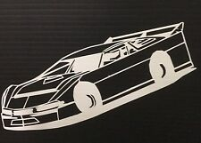 Stickers (Dirt Track Late Model Racing)