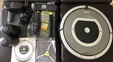iRobot Roomba 780 Vacuum Robot w/ Dock, 2 Virtual Walls, Remote, Extras, Unused!