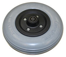 Hoveround Rear CasterWheels, 8x2/200x50 (2 Solid Tires), MPV 4/5, Teknique XHD