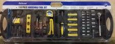 Brand New Performer 110 piece Household Tool Set