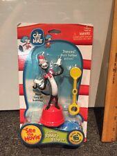 Cat In The Hat Dancin Bubble Blower Little Kids 2003 New