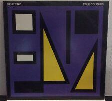 Split Enz True Colours Record SP-4822