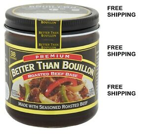 Better Than Bouillon Premium Roasted Beef Base, 8 oz Best price