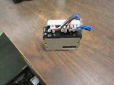 Omron Temperature Control Unit CJ1W-TC 002 Used