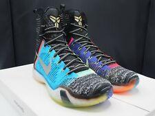 "Nike Kobe X Elite SE ""What The"" 815810-900 Men's size 9.5 US"