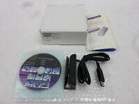 TMSR33-USB POS Card Magnetic Stripe Reader TMSR-33-U-SB - NEW