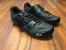Giro Women's Raes Techlace Cycling Shoe - Black, EU 39 (US 7.5)