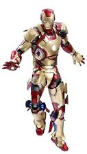 NEW! Hot Toys Quarter scale Iron Man 3 Mark 42 1/4 Plastic Painted Figure EMS