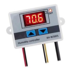 XH W3005 Display Feuchtigkeitsregler Hygrometer Konstante Kontrolle Zucht