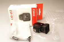 CANON EVF-DC1  FINDER FOR EOS M3 MINT W/BOX