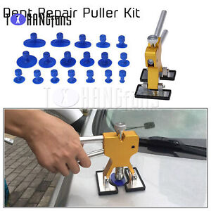Car Body Paintless Dent Repair Tools Glue Puller Lifter Hail Damage Removal ATF