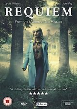 REQUIEM (2018): Lydia Wilson, BBC Supernatural Drama TV Season Series DVD NEW UK