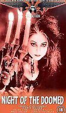Cult Deleted Title Horror VHS Films