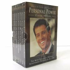 Anthony Robbins Personal Power 7 Day Classic Edition Seven CDs Tony New Sealed