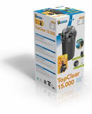 Superfish Topclear 15000 3 in 1 Kit -  UVC 11W / Pumpe 6000L/h / Druckfilter