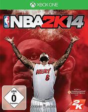 NBA 2K14 / 2014 für XBOX ONE | Basketball | NEUWARE | DEUTSCHE VERSION!