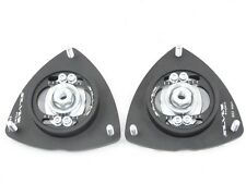 Camber Plates for SUBARU BRZ and TOYOTA GT86 - ADJUSTABLE -  BLACK