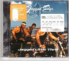 (GM377) Jagged Edge, Jagged Little Thrill - 2001 CD