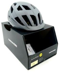 Cannondale Junction MIPS Adult Cycling Helmet Gunmetal Grey Small/Medium 54-58cm