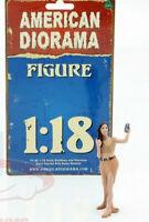 American Diorama 1:18 figure Partgoers-V