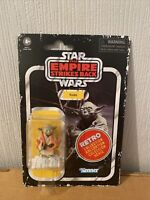 Star Wars The Empire Strikes Back Yoda Retro Figure New Sealed